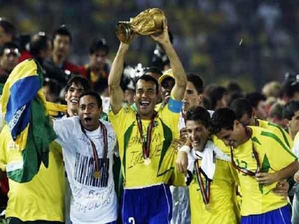 Các đội bóng vô địch World Cup trong lịch sử – Brazil