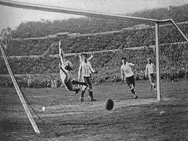 Tìm hiểu giải vô địch bóng đá thế giới đầu tiên