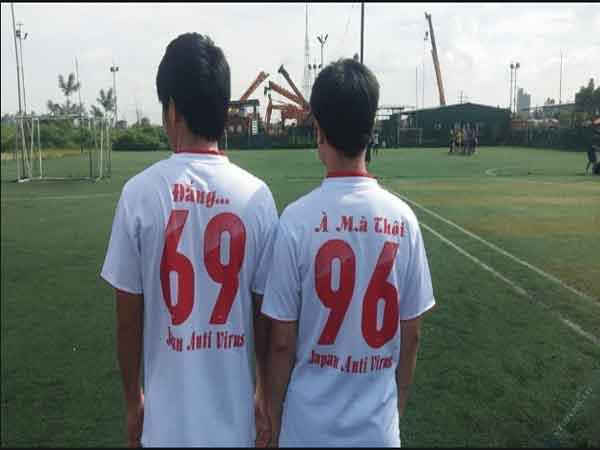 99+ Tên áo bóng đá Sock – Chất – Độc dành riêng cho dân phủi