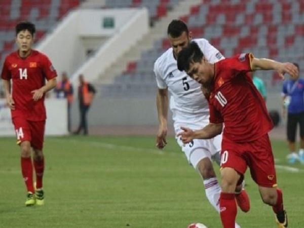 Trực tiếp bóng đá Asian Cup VTV6
