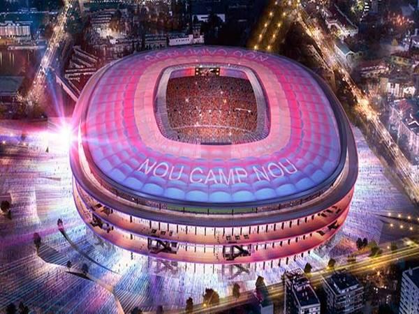 Sân bóng đá hiện đại nhất thế giới - Top 8 SVĐ đẹp nhất