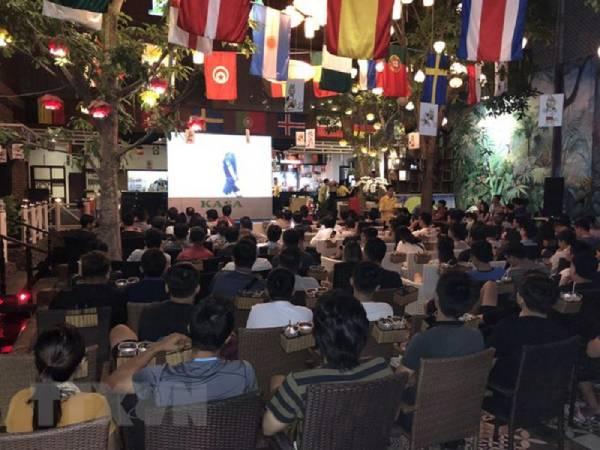 5 quán cafe xem bóng đá ở TPHCM đông khách nhất hiện nay