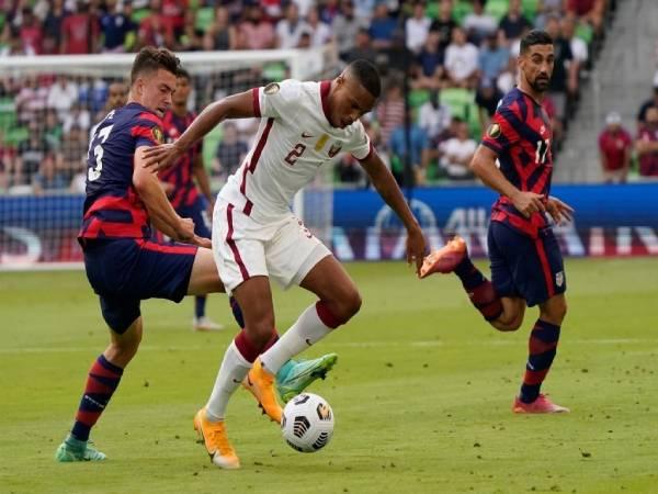 Tin bóng đá hôm nay 30/7: Mỹ vào chung kết Gold Cup 2021